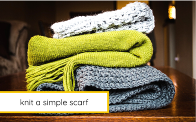 Knit-an-Simple-Scarf1
